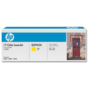 HP Q3962A Yellow Toner (4k)