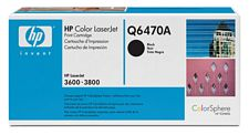 HP Q6470A Black Toner (6k)