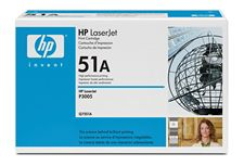 HP Q7551A Black Cartridge (6.5k)