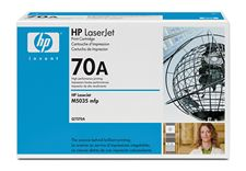 HP Q7570A Black Toner