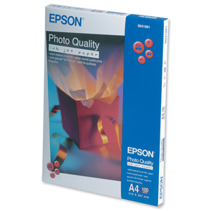Epson S041061 Photo Quality Inkjet Paper