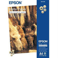 Epson S041256 Matte Heavyweight Paper
