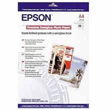 Epson S041332 Premium Semigloss Photo Paper
