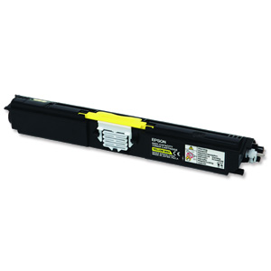 Epson S050554 Yellow Toner (2.7k)