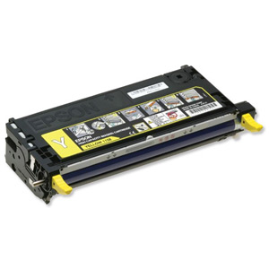Epson S051158 High Capacity Yellow Toner (6k)