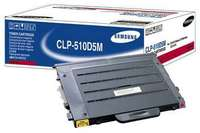 Samsung CLP-510D5M/ELS High Capacity Magenta Toner Cartridge (5k)