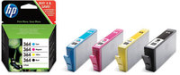 HP 364XL Value Pack[Contains four cartridges!]