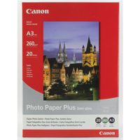 Canon SG201 A3 Semigloss Photo Paper