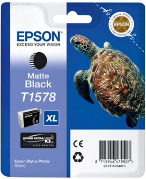 Epson T15784010 Matte Black Ink Cartridge