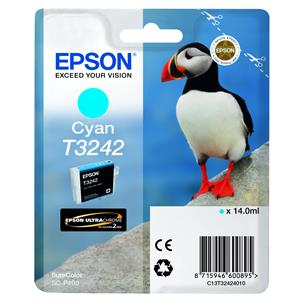 Epson T324240 Cyan Ink Cartridge