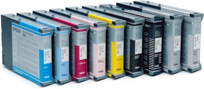 Epson T605400 Yellow Ink (110ml)