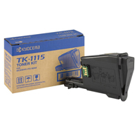 Kyocera TK1115 Toner Cartridge (1.6k)