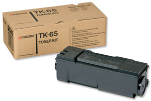 Kyocera TK65 Toner Cartridge