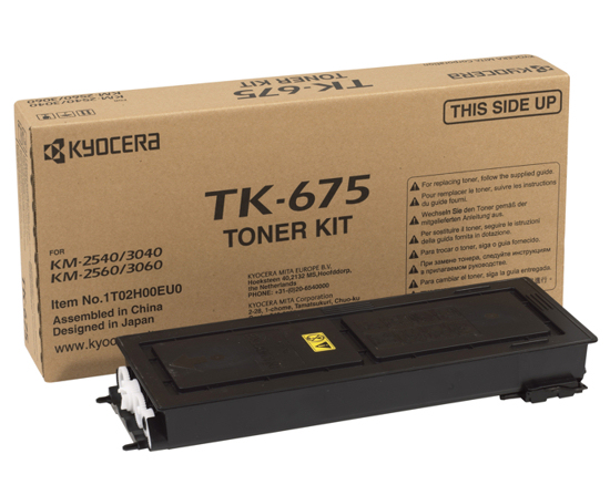 Kyocera TK675 Toner Cartridge