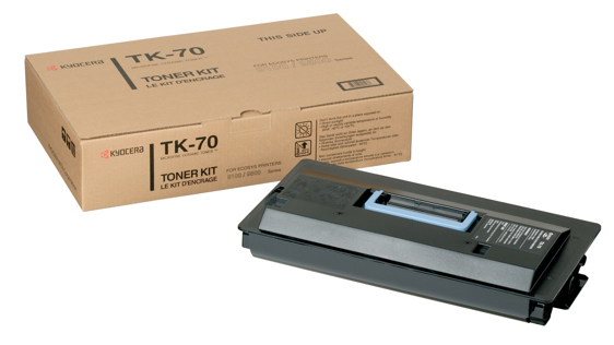 Kyocera TK70 Toner Cartridge