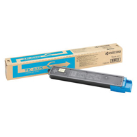 Kyocera TK8325C Cyan Toner Cartridge