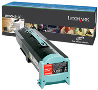 Lexmark W850H21G High Yield Toner Cartridge